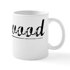 Ironwood, Vintage Mug