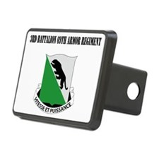 3rd Battalion 69th Armor R Hitch Cover