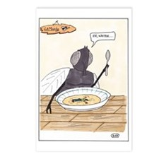 Man in the Soup Postcards (Package of 8)