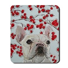 Journal French Bulldog Mousepad