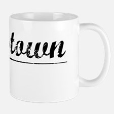 Johnstown, Vintage Mug