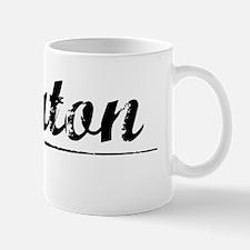 Keaton, Vintage Mug