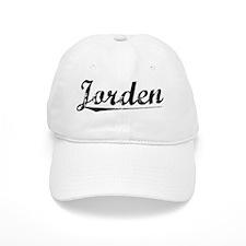 Jorden, Vintage Baseball Cap