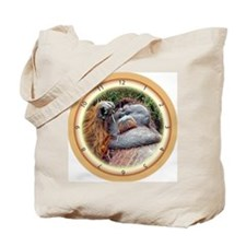 Lazy Orangutan Tote Bag
