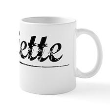 Juliette, Vintage Mug