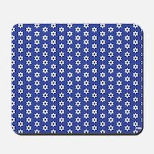 MDLaptopSkinDkBlue Mousepad