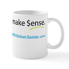 Credit Unions Make $ense Mug