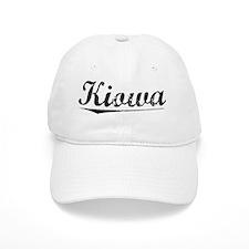 Kiowa, Vintage Cap