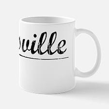 Kingsville, Vintage Mug