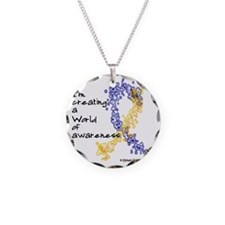 World of Down Syndrome Aware Necklace