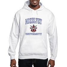 MCKELVEY University Hoodie