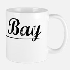Kings Bay, Vintage Mug