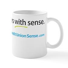 I like my dollars with sense Mug