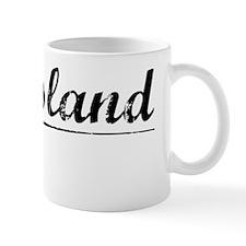 Kingsland, Vintage Mug