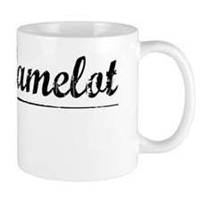 Lake Camelot, Vintage Small Mug