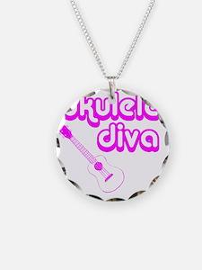 Ukulele Diva Necklace