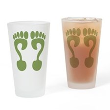 Riddle flip Drinking Glass
