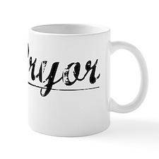La Pryor, Vintage Mug