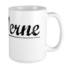 La Verne, Vintage Mug