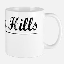 Laguna Hills, Vintage Mug