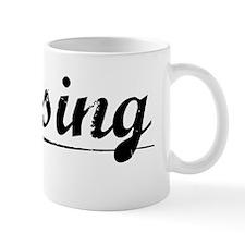 Lansing, Vintage Mug