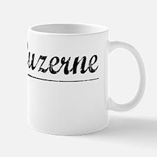 Lake Luzerne, Vintage Mug