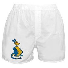 shirtless roo Boxer Shorts