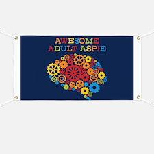 Aspie Adult Autism Banner