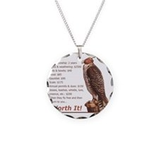 Falconry - Worth It! Necklace