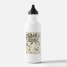 Gatewar, Chartreux - Whistler - c1880 Water Bottle