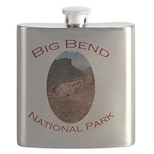 Big Bend National Park...Chisos Mountains Flask