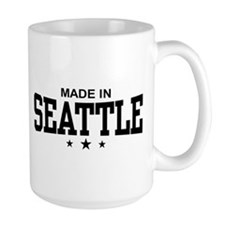 Made in Seattle Mug