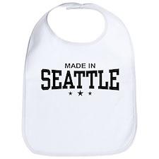 Made in Seattle Bib