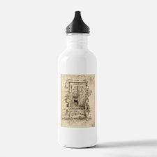 Garden -Whistler - 1886 Water Bottle