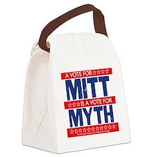 Myth Romney Tee Canvas Lunch Bag