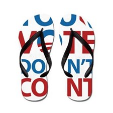 Anti-Vote Flip Flops