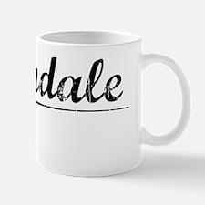 Lawndale, Vintage Mug
