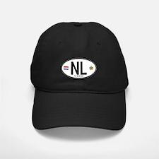 Netherlands Intl Oval Baseball Hat