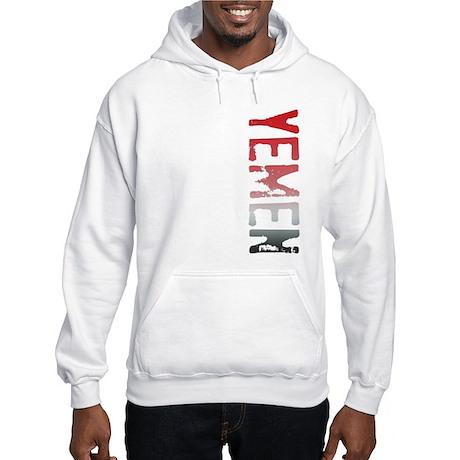 Yemen Hooded Sweatshirt