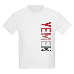 Yemen Kids T-Shirt