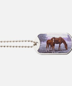 A New Day Begins Dog Tags