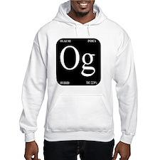 OG Black Design Hoodie