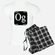 OG Black Design Pajamas