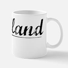 Levelland, Vintage Mug