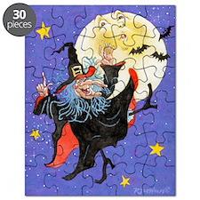 Mad Millie Moon Dance Puzzle