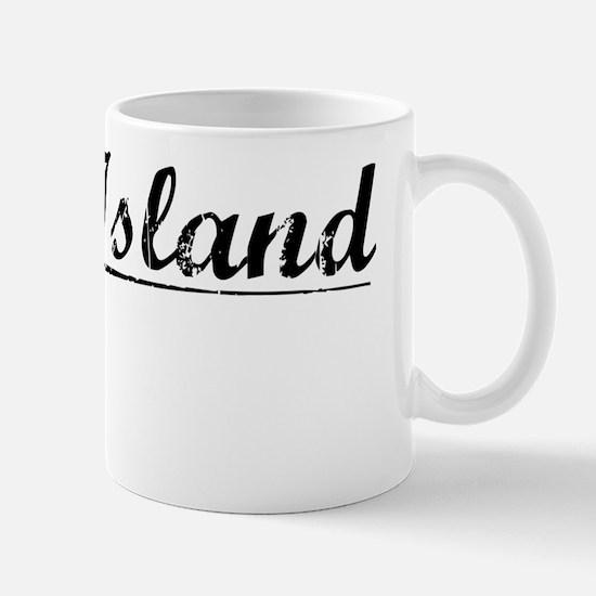 Long Island, Vintage Mug