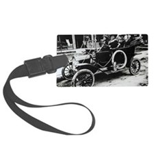Madam C. J. Walker, US businessw Luggage Tag