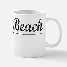 Loyola Beach, Vintage Mug