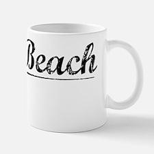 Long Beach, Vintage Mug