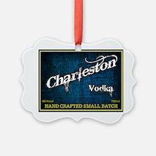 CharlestonVodka Ornament